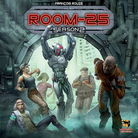 Buy Room 25: Season 2 only at Bored Game Company.