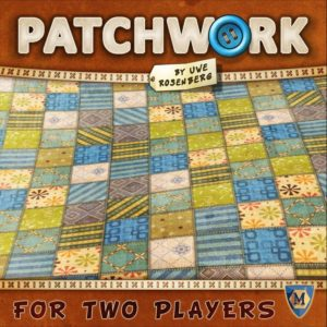 Buy Patchwork only at Bored Game Company.