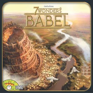 Buy 7 Wonders: Babel only at Bored Game Company.