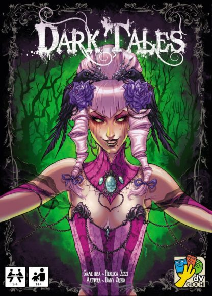 Buy Dark Tales only at Bored Game Company.