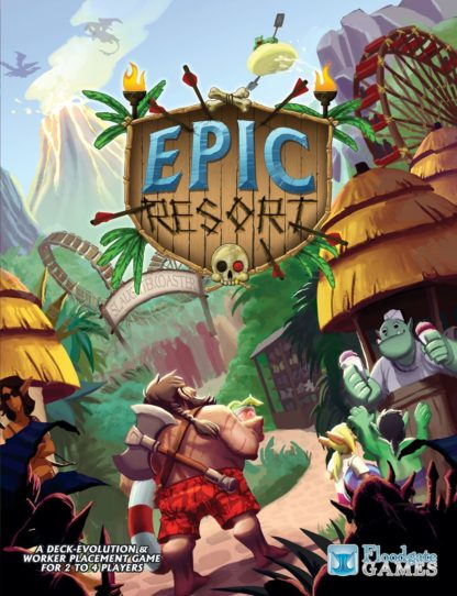 Buy Epic Resort only at Bored Game Company.