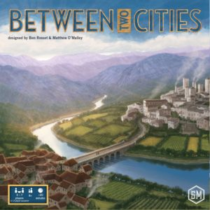 Buy Between Two Cities only at Bored Game Company.