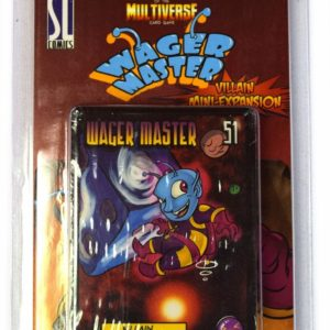 Buy Sentinels of the Multiverse: Wager Master Villain Character only at Bored Game Company.
