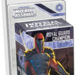Buy Star Wars: Imperial Assault – Royal Guard Champion Villain Pack only at Bored Game Company.