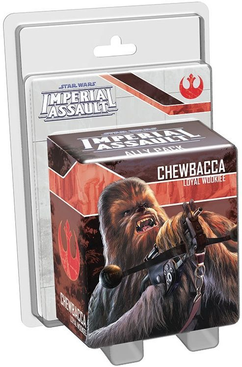 Buy Star Wars: Imperial Assault – Chewbacca Ally Pack only at Bored Game Company.