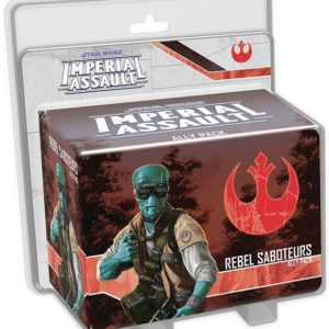 Buy Star Wars: Imperial Assault – Rebel Saboteurs Ally Pack only at Bored Game Company.