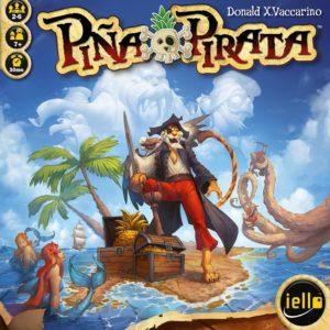 Buy Piña Pirata only at Bored Game Company.