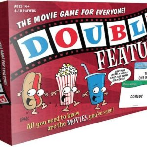 Buy Double Feature only at Bored Game Company.
