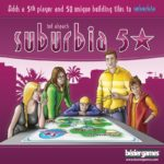 Buy Suburbia 5★ only at Bored Game Company.
