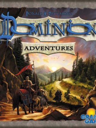 Buy Dominion: Adventures only at Bored Game Company.