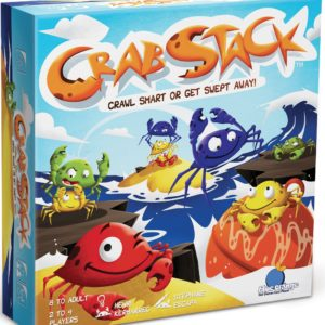 Buy Crab Stack only at Bored Game Company.