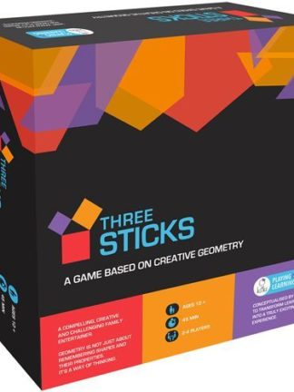 Buy Three Sticks only at Bored Game Company.
