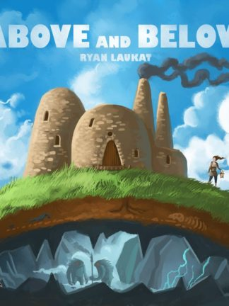 Buy Above and Below only at Bored Game Company.
