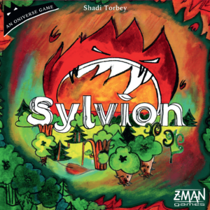 Buy Sylvion only at Bored Game Company.