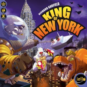 Buy King of New York only at Bored Game Company.
