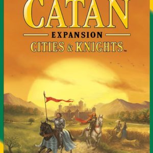 Buy Catan: Cities & Knights only at Bored Game Company.