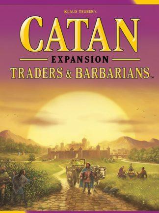 Buy Catan: Traders & Barbarians only at Bored Game Company.