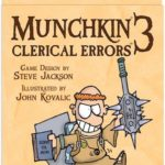 Buy Munchkin 3: Clerical Errors only at Bored Game Company.