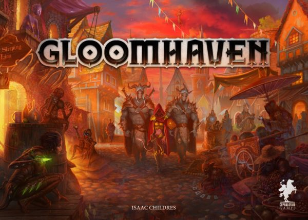 Buy Gloomhaven only at Bored Game Company.