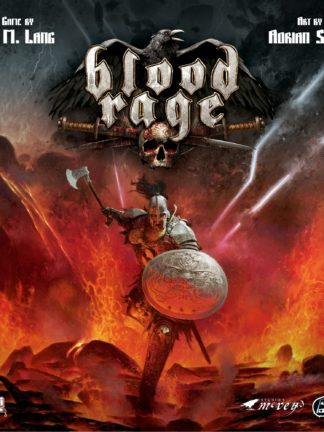 Buy Blood Rage only at Bored Game Company.