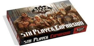 Buy Blood Rage: 5th Player Expansion only at Bored Game Company.