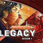Buy Pandemic Legacy: Season 1 only at Bored Game Company.