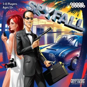 Buy Spyfall only at Bored Game Company.