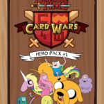 Buy Adventure Time Card Wars: Hero Pack #1 only at Bored Game Company.