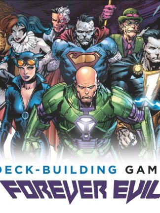 Buy DC Comics Deck-Building Game: Forever Evil only at Bored Game Company.