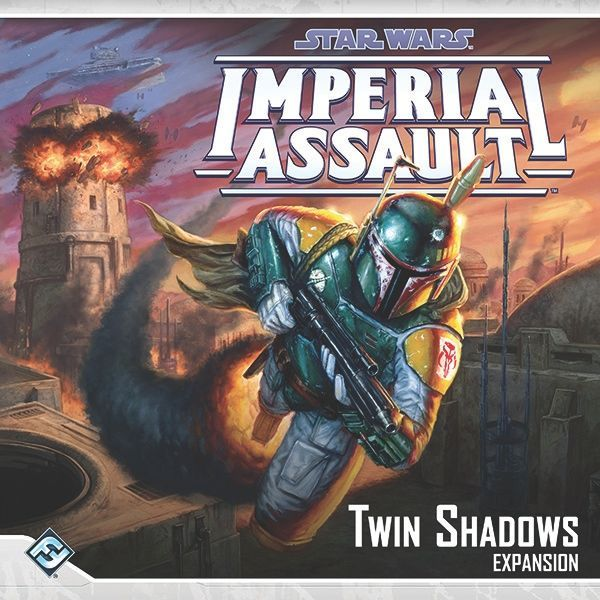 Buy Star Wars: Imperial Assault – Twin Shadows only at Bored Game Company.