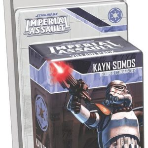 Buy Star Wars: Imperial Assault – Kayn Somos Villain Pack only at Bored Game Company.