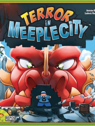 Buy Terror in Meeple City only at Bored Game Company.