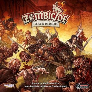 Buy Zombicide: Black Plague only at Bored Game Company.