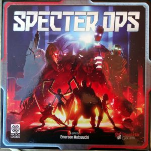 Buy Specter Ops only at Bored Game Company.