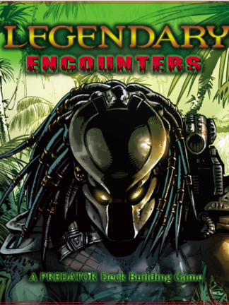 Buy Legendary Encounters: A Predator Deck Building Game only at Bored Game Company.