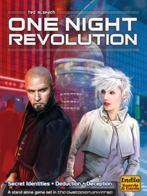 Buy One Night Revolution only at Bored Game Company.