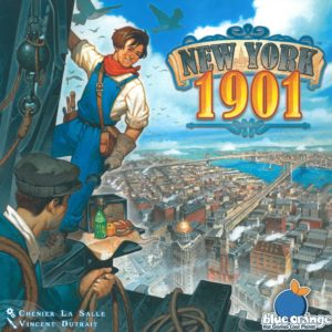 Buy New York 1901 only at Bored Game Company.