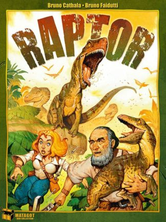 Buy Raptor only at Bored Game Company.
