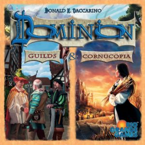 Buy Dominion: Guilds & Cornucopia only at Bored Game Company.