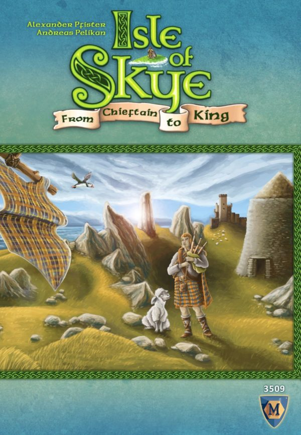 Buy Isle of Skye: From Chieftain to King only at Bored Game Company.