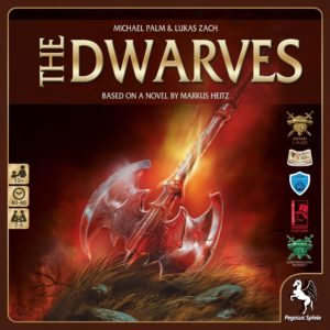Buy The Dwarves only at Bored Game Company.