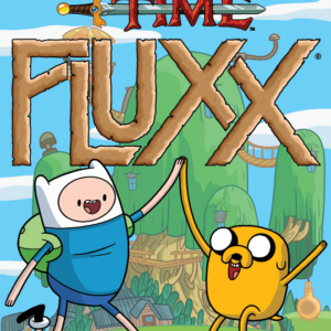 Buy Adventure Time Fluxx only at Bored Game Company.