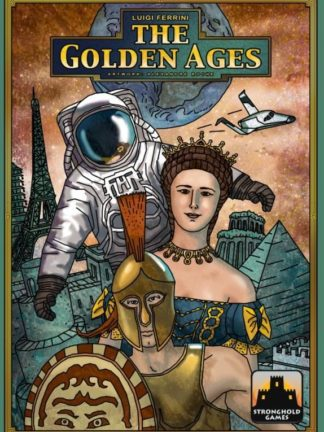 Buy The Golden Ages only at Bored Game Company.