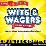 Buy Wits & Wagers only at Bored Game Company.