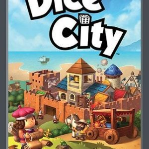 Buy Dice City only at Bored Game Company.