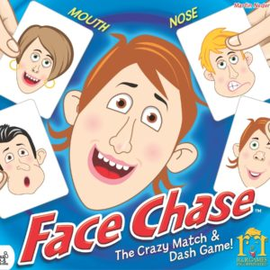 Buy Face Chase only at Bored Game Company.