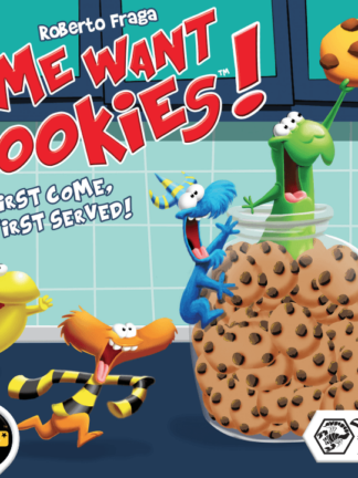 Buy Me Want Cookies! only at Bored Game Company.