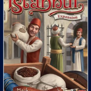 Buy Istanbul: Mocha & Baksheesh only at Bored Game Company.