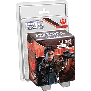 Buy Star Wars: Imperial Assault – Alliance Smuggler Ally Pack only at Bored Game Company.