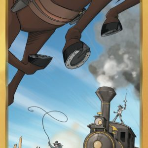 Buy Colt Express: Horses & Stagecoach only at Bored Game Company.